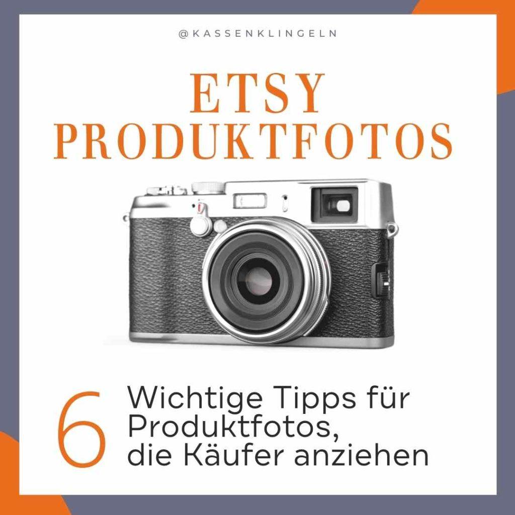 6 Tipps für Etsy Produkfotos